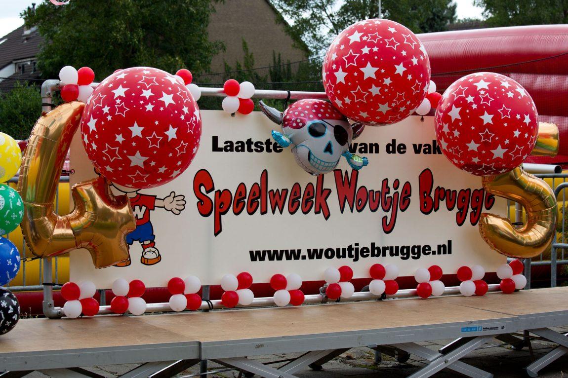 Opening Woutje Brugge speelweek 2016