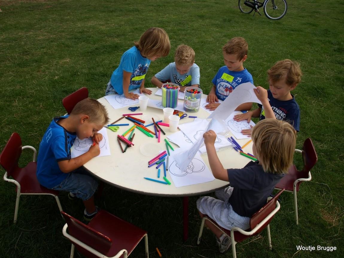 Knutsel je graag en wil je je vaardigheden met kinderen uit groep 1 tot en met 4 delen?
