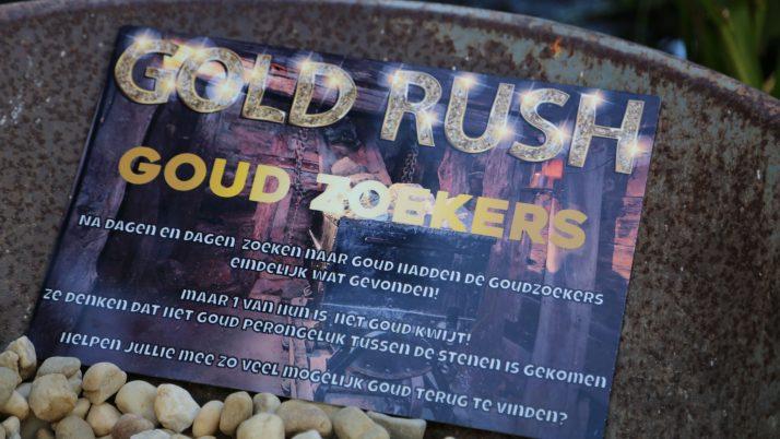 Goldrush in het Haarlemmermeerse Bos.