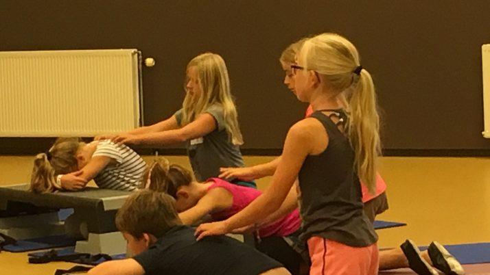 Benieuwd hoe de kids de Do In Yoga en Massage hebben gevonden?
