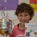 Mika Brunt winnaar tekenwedstrijd 2018 Woutje Brugge